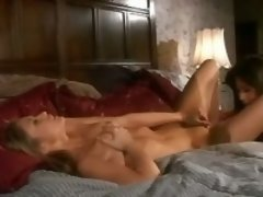 Smooth lesbian girls have sex party